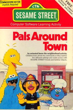Hi tech 1987 pals around town 1