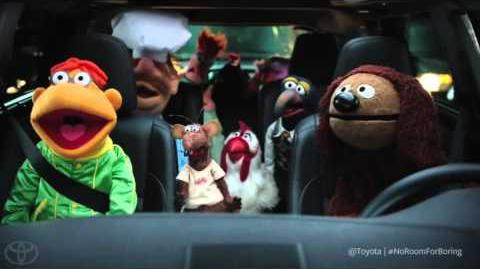"""Frenzy"" starring the Muppets"