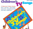 Children's TV Songs