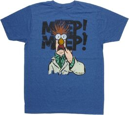Jack of all trades 2013 t-shirt beaker meep meep