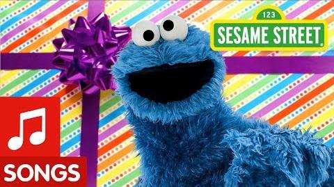 Sesame Street Cookie Monster Happy Birthday Song!