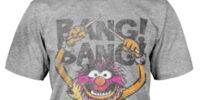 Muppet T-shirts (Jack of All Trades)