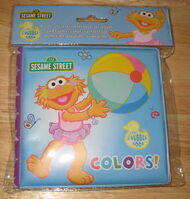 Bubble book colors zoe