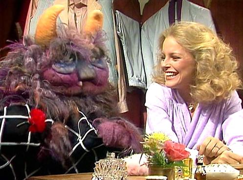 Cheryl Ladd muppets