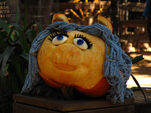 Big thunder pumpkin piggy