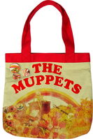 Muppets tote bag