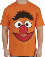 Mighty fine 2015 ernie face t-shirt