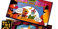 Ernie and Bert Puppetforms Theater