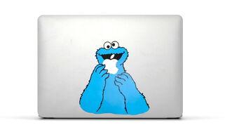 Apple cookie m sticker