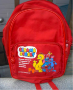Sesamebackpackred
