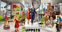 The-muppets-standee