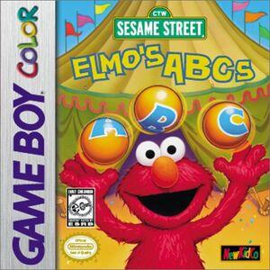 ElmosABCsGameBoyColor