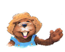 Fergus beaver