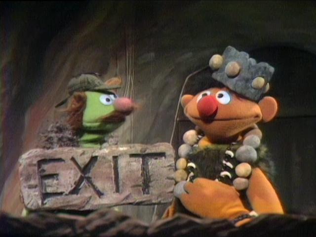 Caveman-exit