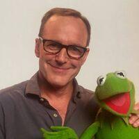 Clark Gregg Kermit
