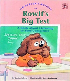 Rowlf's Big Test
