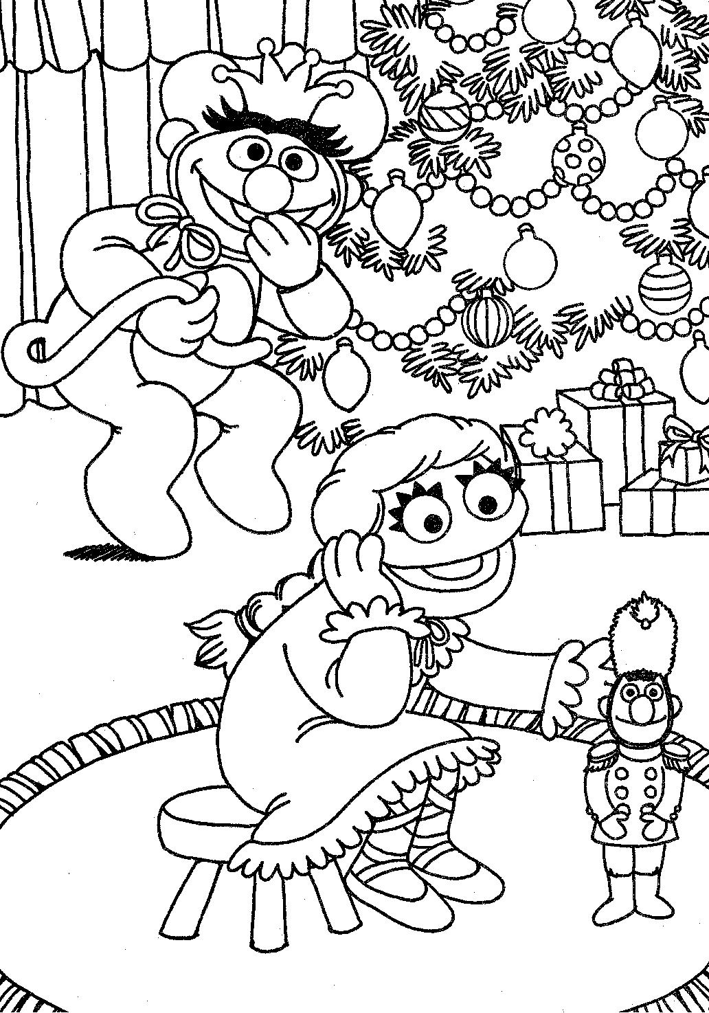 The nutcracker muppet wiki fandom powered by wikia Coloring book wiki