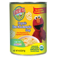 Organic Elmo Noodlemania