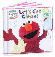 Bubble book let's get clean