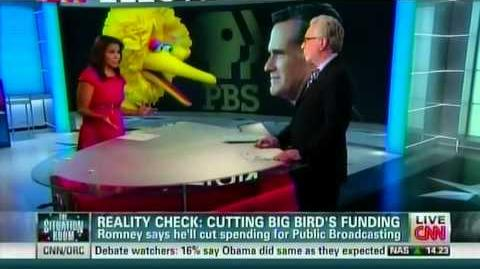 Mitt Romney Protect Big Oil, Fire Big Bird