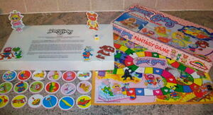 Rainbow toys 1986 muppet babies fantasy game