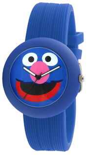 Viva time rubber strap watch grover