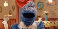 Cookie Monster's Grandma