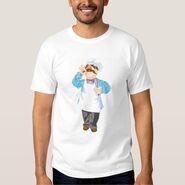 Zazzle swedish chef shirt