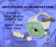 Adventuresinpuppysitting