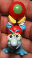 Baby gonzo circus applause fig