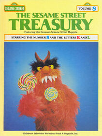 The Sesame Street Treasury Volume 8