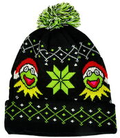 Concept one kermit christmas beanie 2014