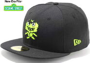 New era 59fifty fits cap little monster oscar 1