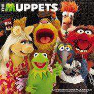 The Muppets 2016 Calendar