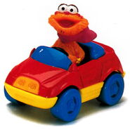 Matchbox zoe's sports car