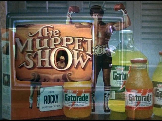 Rocky Balboa on The Muppet Show