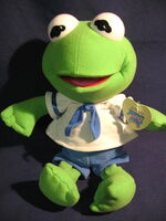 Nanco baby kermit