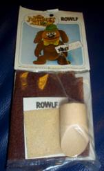 Zilly kits 1978 uk rowlf