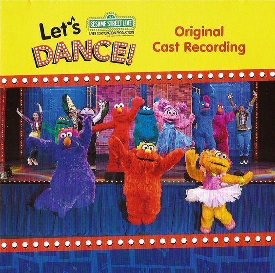 Let's Dance! (soundtrack)   Muppet Wiki   Fandom powered ...
