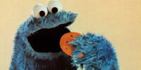 Cookie Monster Filmography