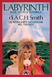 Labyrinth Italian cover