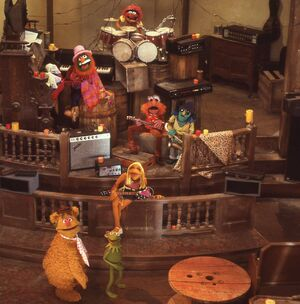 Electric mayhem muppet movie