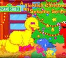 A Ticklish Christmas on Sesame Street