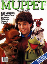Muppet Magazine issue 18