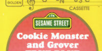Cookie Monster and Grover: True Blue