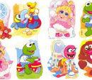 Muppet Babies scraps