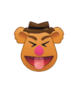 EmojiBlitzFozzie-tongue