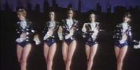 Subtraction Five Dancers