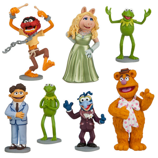DisneyStore-MuppetsMostWanted-FigurePlaySet