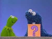 Kermit & Cookie Monster